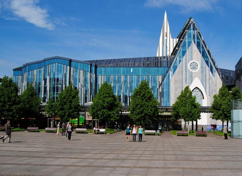Infoveranstaltung in der Universität Leipzig